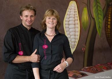 Kom naar de chocolaterie in Nijmegen
