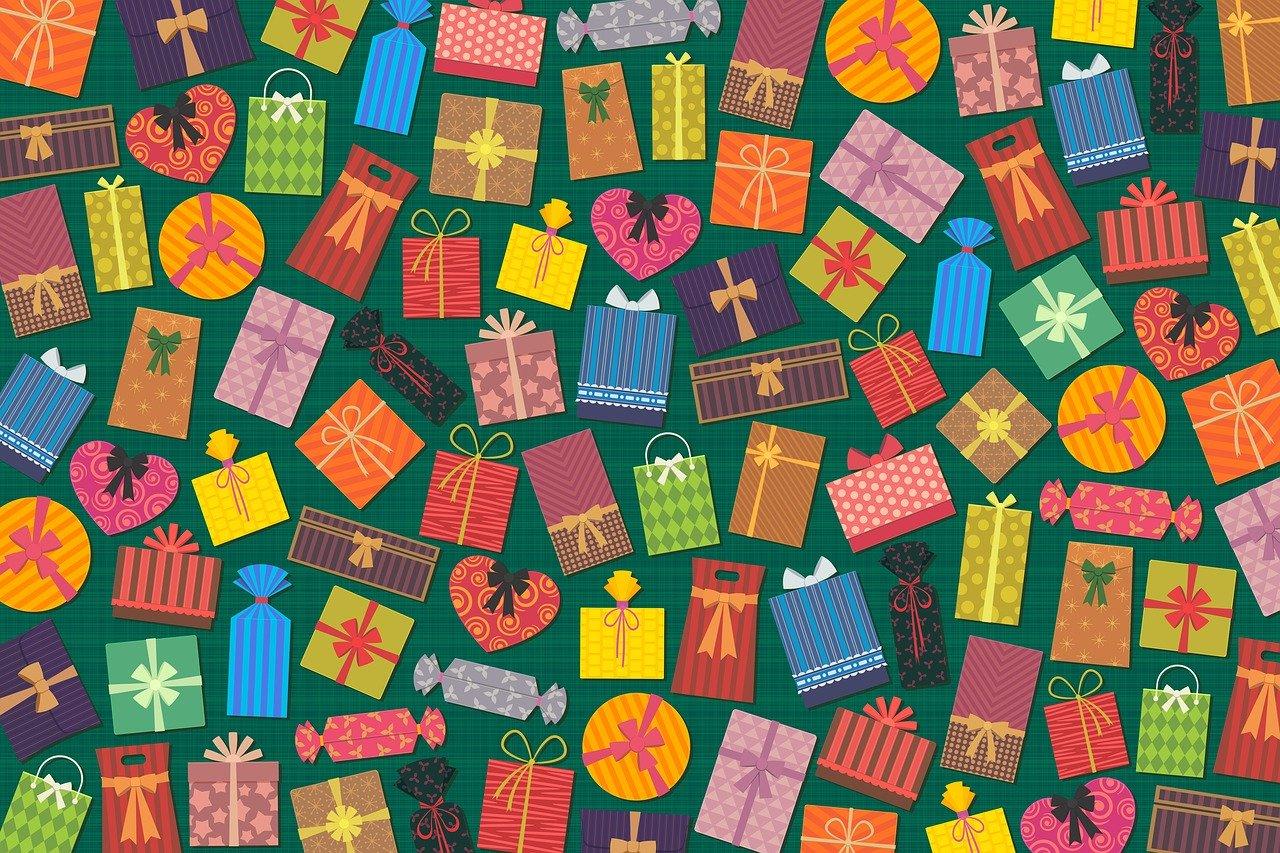 Waarom cadeautjes krijgen zo leuk is en tips!