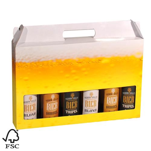 bierverpakkingen bij Emkapak
