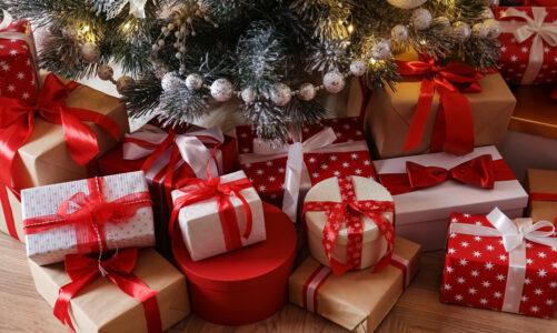 Mooie kerstgeschenken zijn goed voor je werknemers