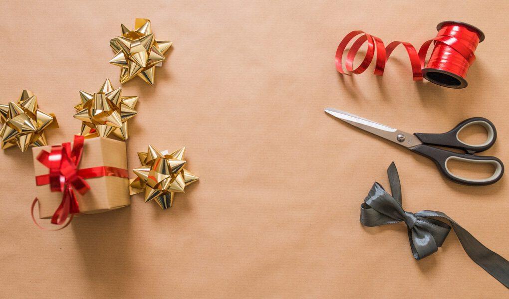 Hoe pak je een cadeau in?